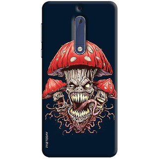 FABTODAY Back Cover for Nokia 5 - Design ID - 0333