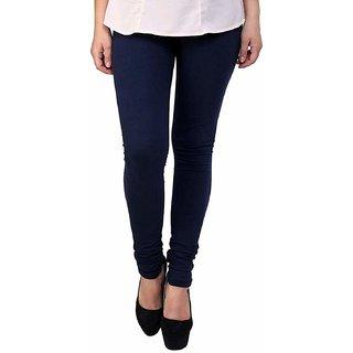 Ruby Navy Blue Full Length Legging