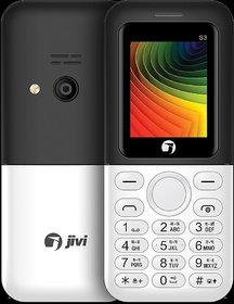 Jivi S3 (Dual Sim, 1.8 Inch Display, 1000 Mah Battery,