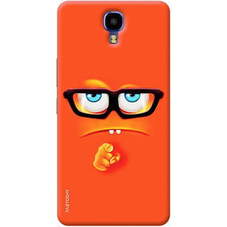 FABTODAY Back Cover for Infinix Note 4 - Design ID - 0350