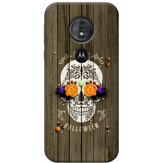 FABTODAY Back Cover for Moto G6 Play - Design ID - 0189