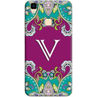 FABTODAY Back Cover for Vivo V3 - Design ID - 0446