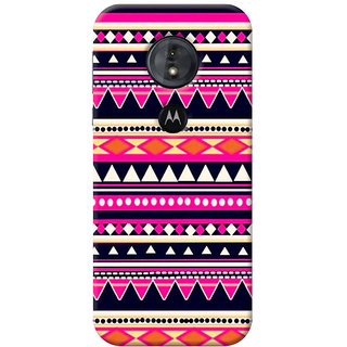 FABTODAY Back Cover for Moto G6 Play - Design ID - 0200