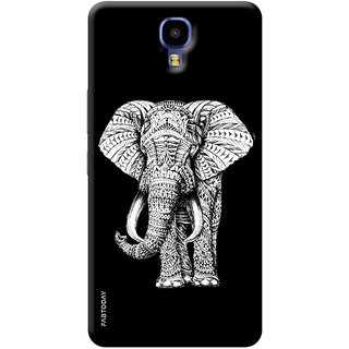 FABTODAY Back Cover for Infinix Note 4 - Design ID - 0377