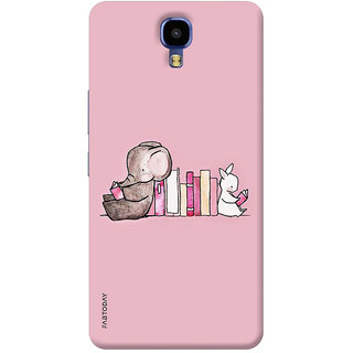 FABTODAY Back Cover for Infinix Note 4 - Design ID - 0378