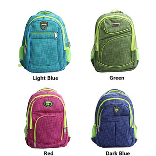 Buy Kids School Bag Boy and Girl Backpack Online   ₹599 from ShopClues 2635d1b6c08f2