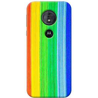 FABTODAY Back Cover for Moto G6 Play - Design ID - 0713