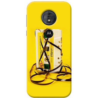 FABTODAY Back Cover for Moto G6 Play - Design ID - 0368