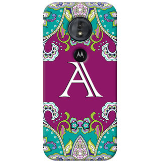 FABTODAY Back Cover for Moto G6 Play - Design ID - 0391