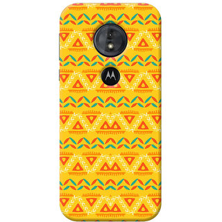 FABTODAY Back Cover for Moto G6 Play - Design ID - 0765
