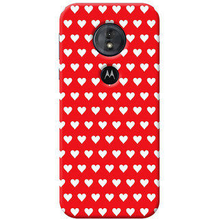 FABTODAY Back Cover for Moto G6 Play - Design ID - 0415