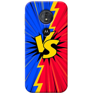 FABTODAY Back Cover for Moto G6 Play - Design ID - 0770