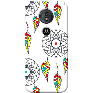 FABTODAY Back Cover for Moto G6 Play - Design ID - 0771