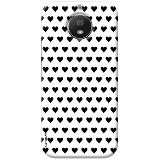 FABTODAY Back Cover for Motorola Moto G5s - Design ID - 0296