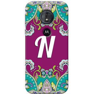 FABTODAY Back Cover for Moto G6 Play - Design ID - 0427