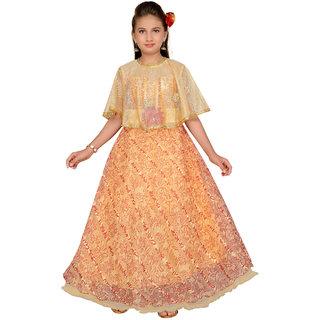 Aarika Red Maxi Gown