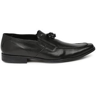 Buy Invictus Men's Black Formal Shoe