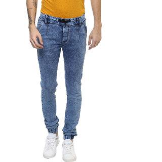 Urbano Fashion Men's Slim Fit Blue Jeans