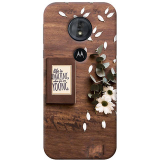 hot sale online 87376 6d939 FABTODAY Back Cover for Moto G6 Play - Design ID - 0938
