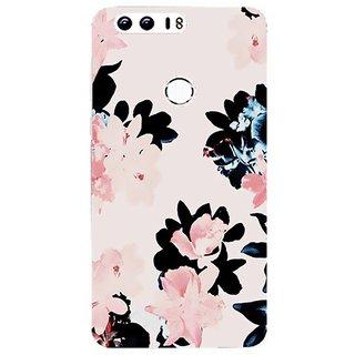 Printgasm Huawei Honor 8 printed back hard cover/case,  Matte finish, premium 3D printed, designer case