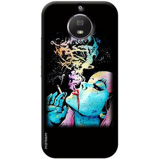 FABTODAY Back Cover for Motorola Moto G5s Plus - Design ID - 0130