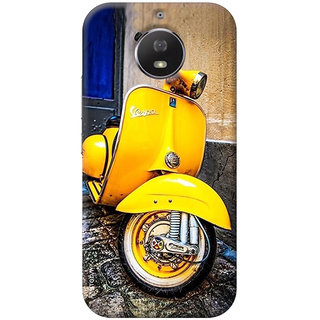 FABTODAY Back Cover for Motorola Moto G5s - Design ID - 0117