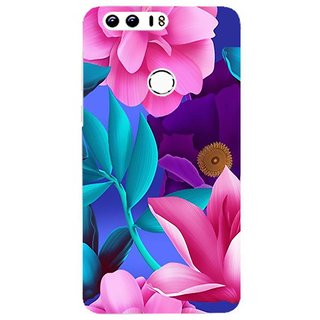 Printgasm Huawei Honor 8 printed back hard cover/case,  Matte finish, premium 3D printed, designer case