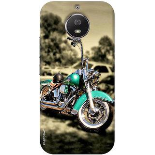 FABTODAY Back Cover for Motorola Moto G5s Plus - Design ID - 0132