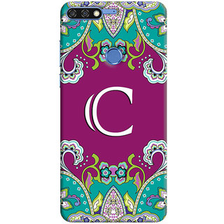 FABTODAY Back Cover for Honor 7C - Design ID - 0400