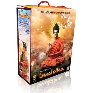 BUDDHA Hindi 2013 DVD