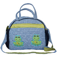 Frog- lunch bag with sling