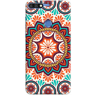 FABTODAY Back Cover for Honor 7C - Design ID - 0976