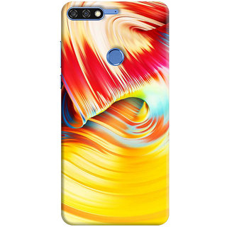 FABTODAY Back Cover for Honor 7C - Design ID - 0620