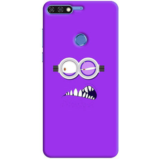 FABTODAY Back Cover for Honor 7C - Design ID - 0272