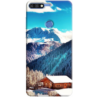 FABTODAY Back Cover for Honor 7C - Design ID - 0732