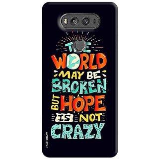 FABTODAY Back Cover for LG V20 - Design ID - 0248