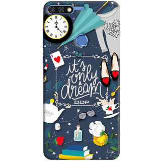 FABTODAY Back Cover for Honor 7C - Design ID - 0782