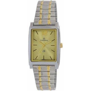 Maxima Men Watch-43341CMGT