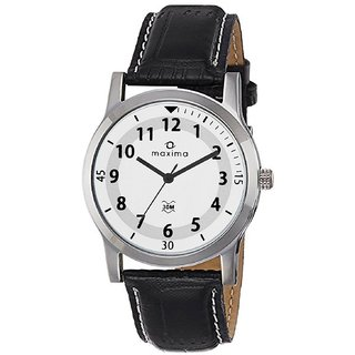 Maxima Men Watch-44670LMGI