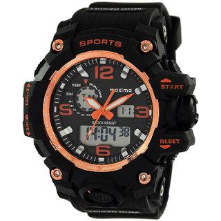 Maxima Men Watch-48570PPAN