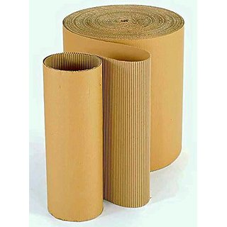 Brown Packaging Corrugated Sheet 20 Inch x 10 Meter by SPP