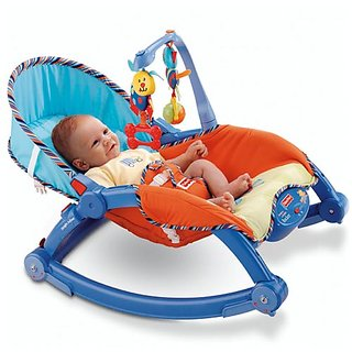 Infant-To-Toddler Rocker