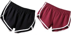 Seamless Boy shorts feature a comfortable, smooth waistband. Used for everyday use under garments or for Dance or athlet