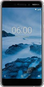 Unboxed Nokia 6.1 (3GB32GB) Iron/White With 6 Months Brand Warranty
