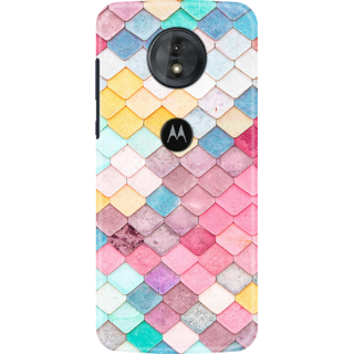 Hupshy Moto G6 Play Cover / Moto G6 Play Back Cover / Moto G6 Play Designer Printed Back Case  Covers