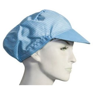Buy Global ESD Safe Antistatic Unisex Head Caps Pack of 24 Online - Get 3%  Off 1bca2e00f87