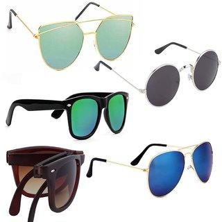 1dd8c9ed703e Buy Elligator Sunglass combo Pack for Men s Online - Get 81% Off
