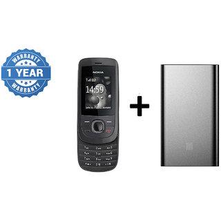Nokia 2220  (Refurbished)  (1 Year WarrantyBazaar Warranty) + Power Bank