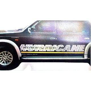 Car GRAPHICS/ DECALS / STICKER For FORD ENDEAVOUR