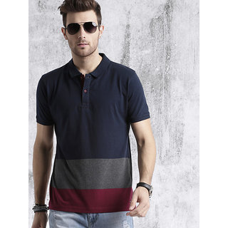 29K Men's Navy Polo T-shirt